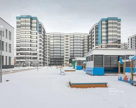 МФК «ArtLine в Приморском»: дом 4, Февраль 2021