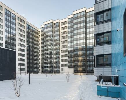 МФК «ArtLine в Приморском»: дом 5, Февраль 2021