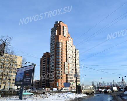 Жилой комплекс «Дом на проспекте Славы» (24.02.2013), Март 2013