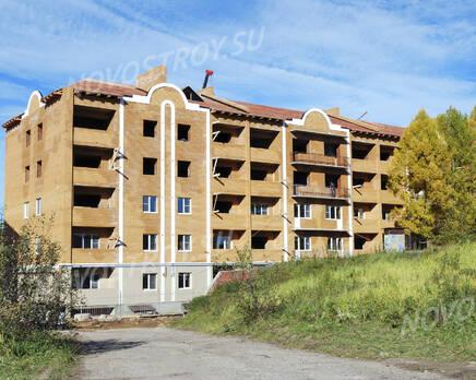 ЖК «на Белкинской ул., 48», Октябрь 2013