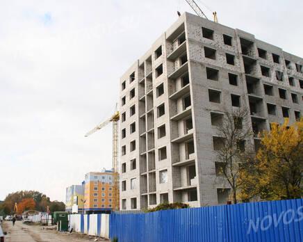 Жилой комплекс «Балтийская радуга», Октябрь 2013