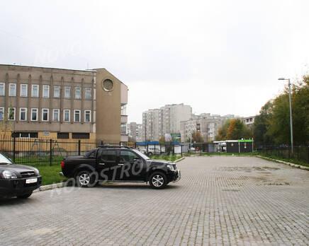 Жилой комплек на ул. Горького, Октябрь 2013