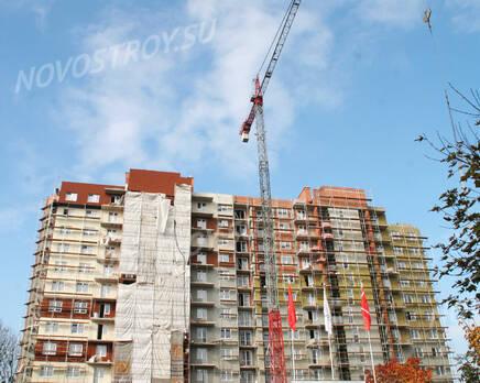 Жилой комплекс «Престиж», Октябрь 2013