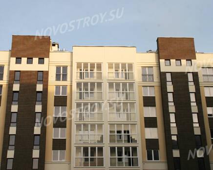 Жилой комплекс «Пятый элемент», Октябрь 2013