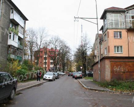 Жилой комплекс на ул. Чайковского, д. 36, Октябрь 2013