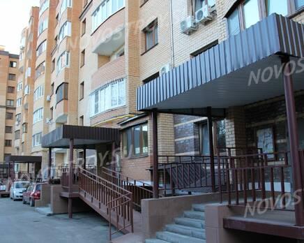Жилой комплекс на ул. Болдина, Октябрь 2013