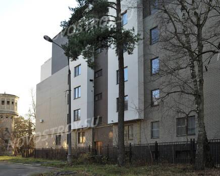 Дом на ул. Блохинцева, 12 (24.10.2013 г.), Октябрь 2013