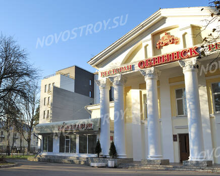 Ресторан и кулинария недалеко от ЖК на ул. Блохинцева, 12 (24.10.2013 г.), Октябрь 2013