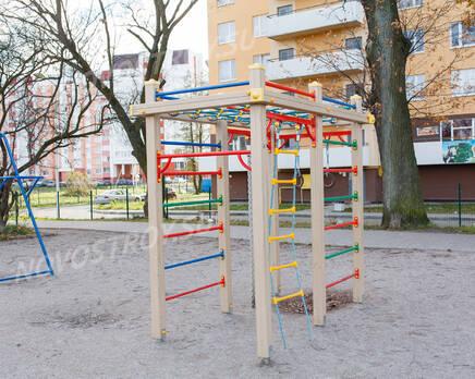 Детская площадка ЖК «Летний сад» (01.11.2013 г.), Ноябрь 2013