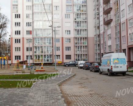 ЖК на ул. Гагарина (01.11.2013 г.), Ноябрь 2013