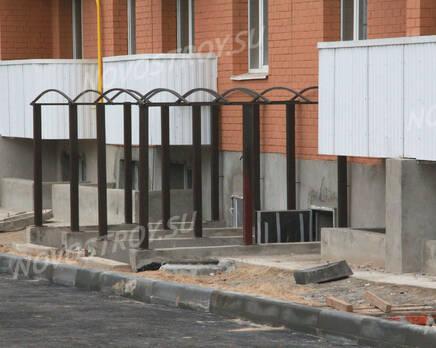 ЖК на ул Спартака, 9 (08.11.2013 г.), Ноябрь 2013