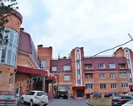 ЖК на ул. Георгиевской, 6/1 (29.11.2013 г.), Декабрь 2013