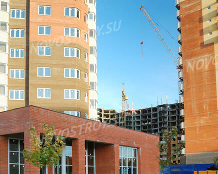 ЖК «Борисоглебский» (15.10.2013 г.), Декабрь 2013
