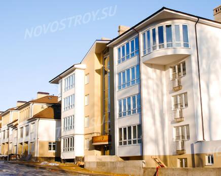 Поселок таунхаусов «Графское» (16.01.2014), Январь 2014