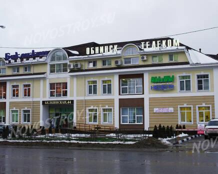 Дом на ул. Белкинской (17.01.2014), Январь 2014