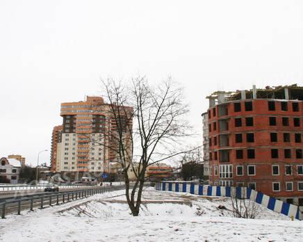 ЖК на ул. Куйбышева, 90 (27.01.2014), Март 2014