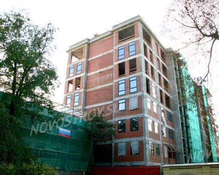 Дом на ул. Радищева, 39 (25.08.2014), Сентябрь 2014