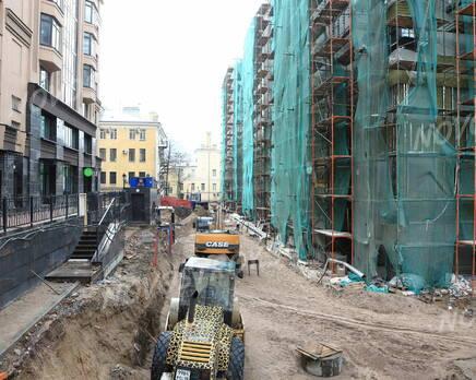 ЖК «Радищева, 39»: строительная площадка (02.05.2015), Май 2015