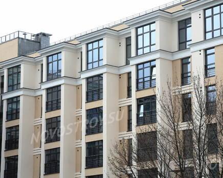 ЖК «Радищева, 39»: фасад  (02.05.2015), Май 2015