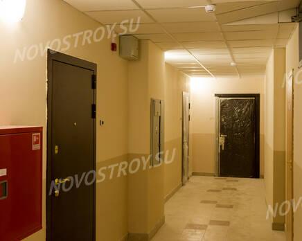 ЖК «Молодёжный»: коридор (19.06.2015), Июнь 2015
