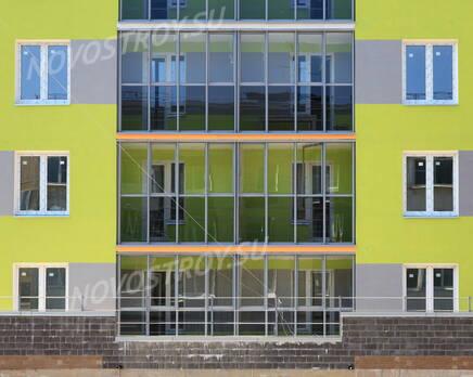ЖК «SKAZKA»: фасад., Июль 2016