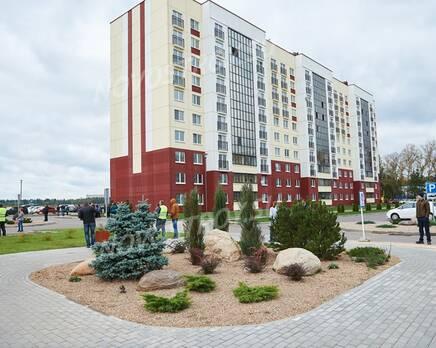 ЖК «Белорусский квартал» (Балабаново), Январь 2017