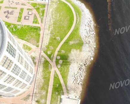 ЖК «Три ветра»: скриншот с видеообзора, Июнь 2018