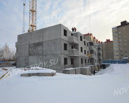 ЖК «Дом Хороших Квартир»: ход строительства, Июнь 2018