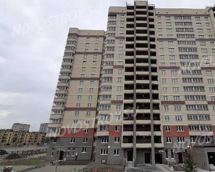 ЖК «Маршал»: ход строительства корпуса №6, Сентябрь 2019