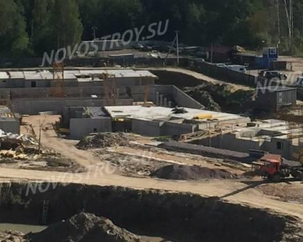 ЖК «Гамма»: ход строительства, Сентябрь 2019
