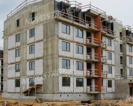 МЖК «Inkeri»: ход строительства 4 очереди, Сентябрь 2019