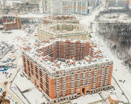 ЖК «Ariosto!»: ход строительства, Февраль 2021