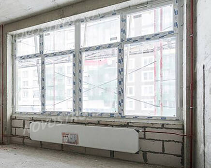 ЖК «GreenЛандия 2»: ход строительства школы, Февраль 2021