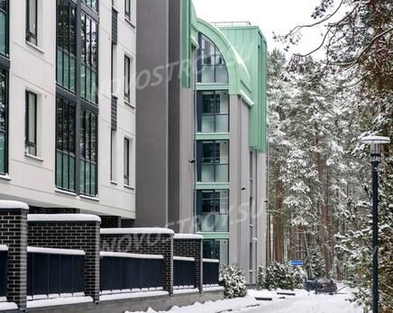 МФК «Русские сезоны»: ход строительства, Февраль 2021