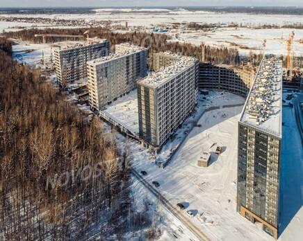ЖК «New Time»: ход строительства, Март 2021