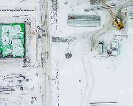ЖК «Кантемировская 11»: ход строительства, Март 2021