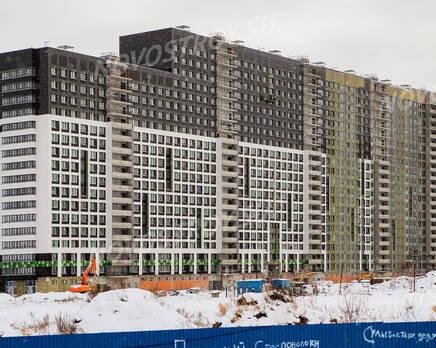 ЖК «Урбанист»: ход строительства, Март 2021