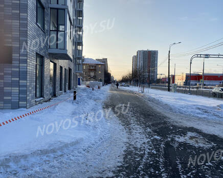 ЖК «Ириновский»: ход строительства, Март 2021