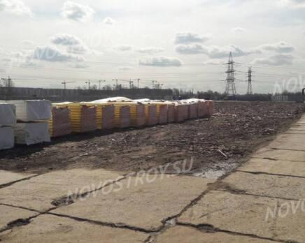 МЖК «Любоград»: ход строительства корпуса №2, Май 2021