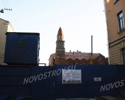 ЖК «Ковенский, 5», Декабрь 2011
