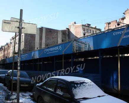 ЖК «Дворцовая слобода», Март 2012