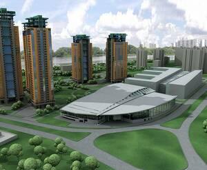 ЖК «Янтарный город» (10.05.2013 г.)