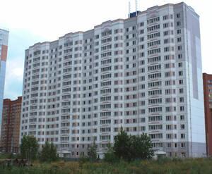 Строительство ЖК в Долгопрудном