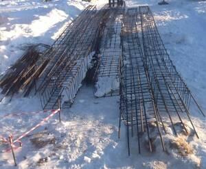 Строительство КП «Зеленоградский»