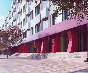 Апарт-комплекс Loft Park