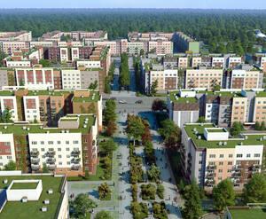 Жилой комплекс «Юнтолово»