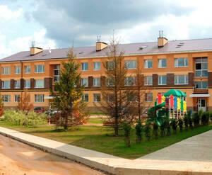 Жилой комплекс «Молодежный» в Обнинске