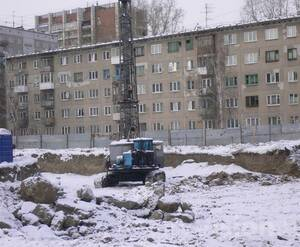 ЖК «Дом на улице Ударная»