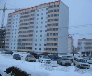 """ЖК """"Матрешкин двор"""". Июнь 2014 г."""