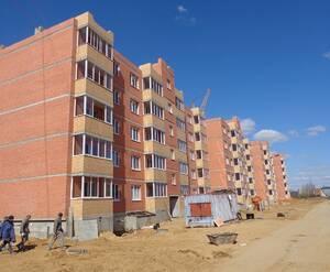 ЖК «Марусино-4» в Люберецком районе